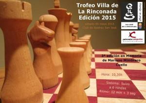 Trofeo Villa de La Rinconada 2015