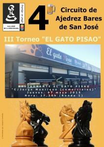 III Torneo El Gato Pisao