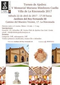 Cartel Memorial 2017