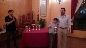V Memorial Mariano Mimbrero campeon infantil