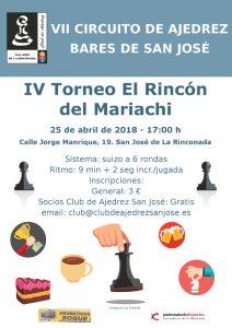 IV Torneo El Rincón del Mariachi @ El Rincón del Mariachi | San José de la Rinconada | Andalucía | España