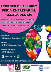 I Torneo Feria Empresarial Alcalá del Río @ Caseta Municipal