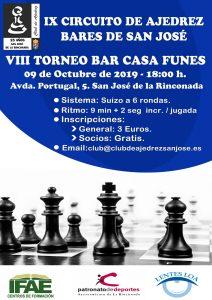 VIII Torneo Bar Casa Funes @ Casa Funes