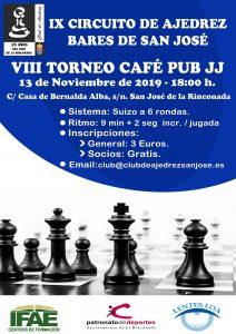VIII Torneo Café Pub JJ @ Cajé Pub JJ