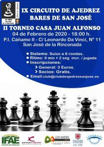 II Torneo Casa Juan Alfonso @ Casa Juan Alfonso