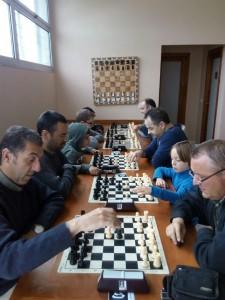 Primera ronda, tableros 11 a 15