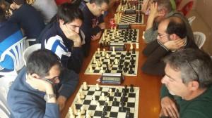 Francisco Ruiz pierde frente a Rafael Expósito