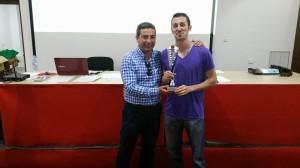 Subcampeón: MF Juan De Dios Melero Fidalgo