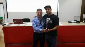 Tercer clasificado: Jorge Rincón Bascón