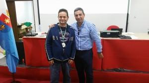Quinto clasificado: Fernando López Rodríguez