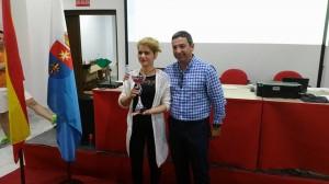 Mejor femenina: Vilma Aguilar Rolón