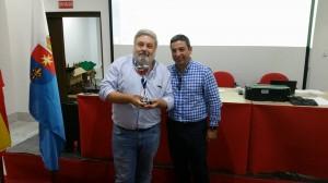 Mejor veterano: Antonio Navarro Coloma