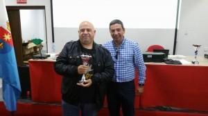 Campeón U2000: Alfonso Gaitán Ramirez