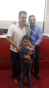 Campeón U1600: Jorge Manfredo Ruiz Chacón