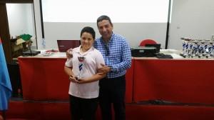 Subcampeón infantil local: José Manuel Rodriguez Fernandez