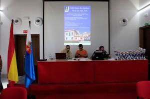 Mesa de arbitraje con Alejandro Guillermo y Juanjo